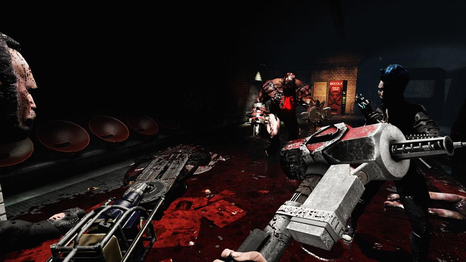 how to make a server for killing floor 2