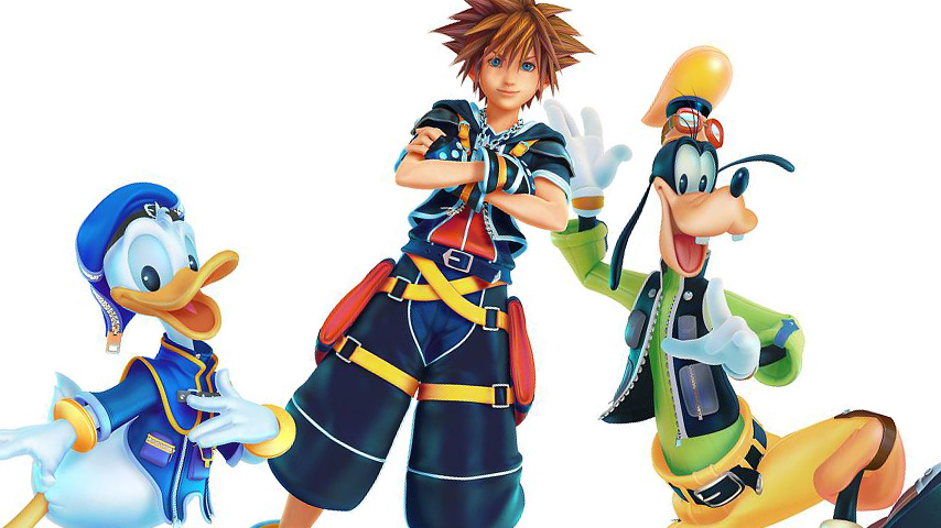 Kingdom Hearts III Sora Play Arts Kai figure is now available for pre ...