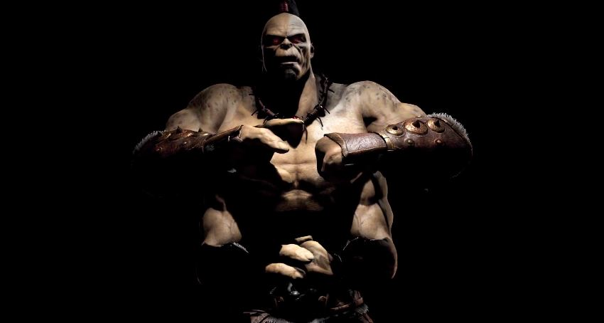 Mortal kombat x get your first look at goro this weekend vg247