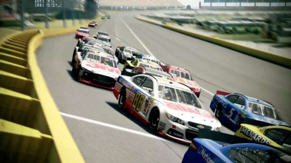 NASCAR series developer Eutechnyx has sold development rights to DMi