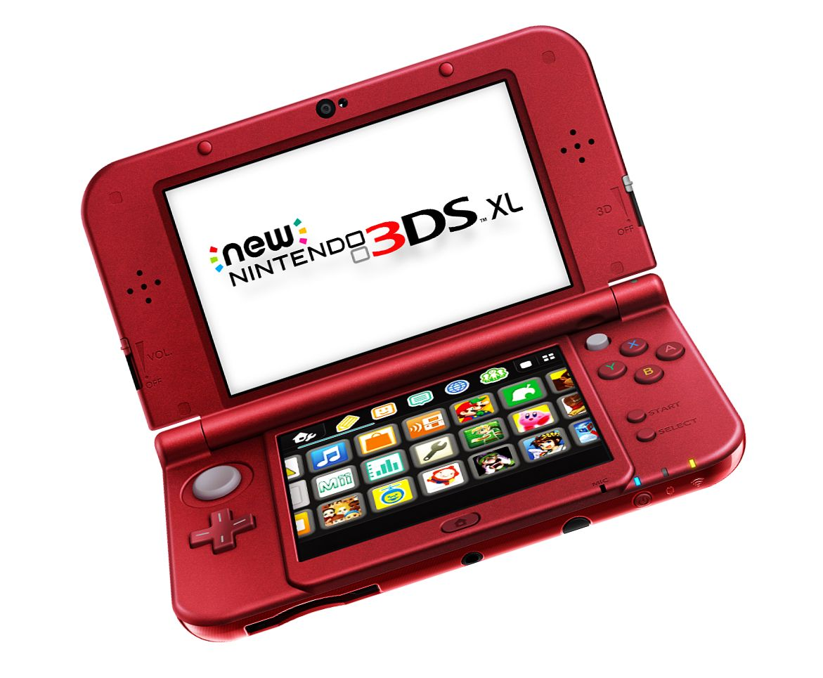 New Nintendo 3ds Xl : Nintendo direct new ds xl coming to us and