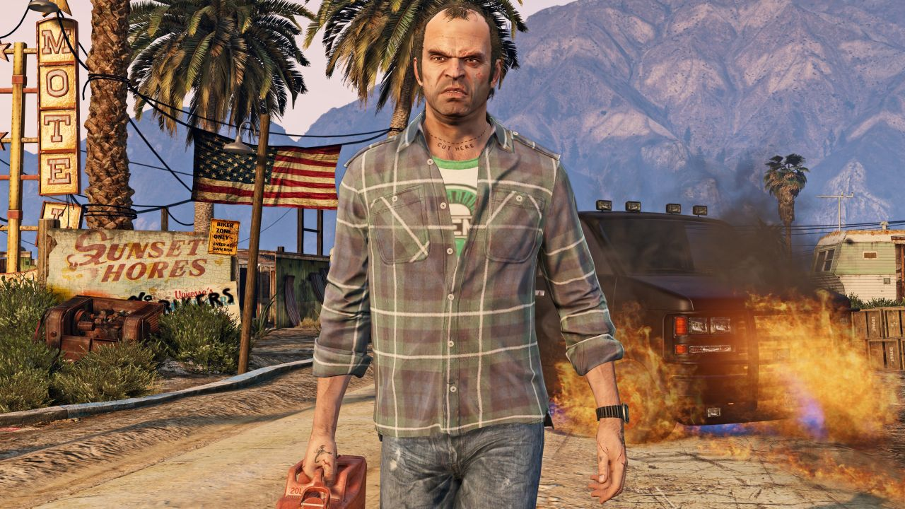 rockstar online game gta v