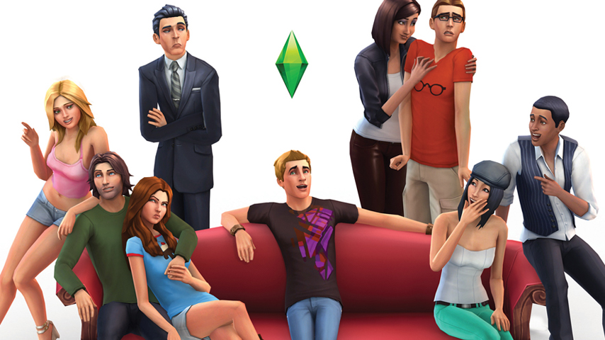 try sims 4 for free