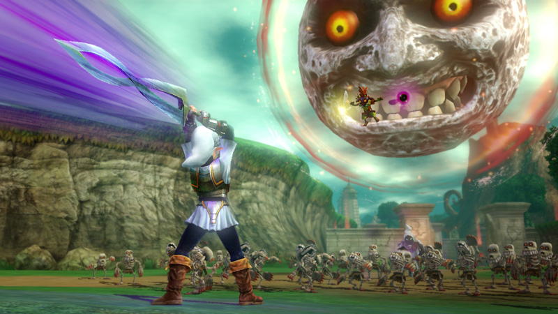 Here's what is included in the Majora's Mask DLC for ...