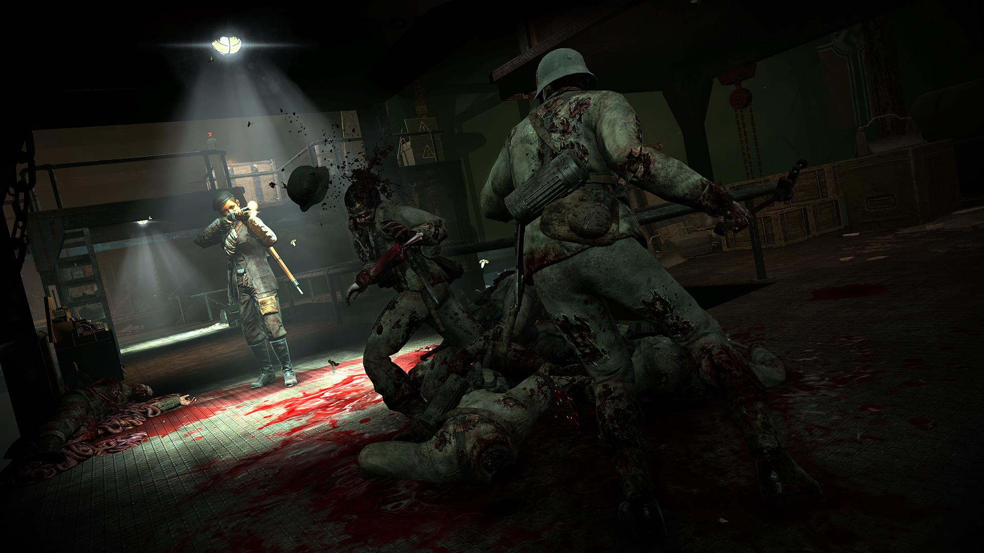 zombie army trilogy matchmaking Sniper elite: nazi zombie army 2:  zombie army trilogy: 2015: sniper elite 4: 2017: general information official website  matchmaking: peer-to-peer: dedicated.