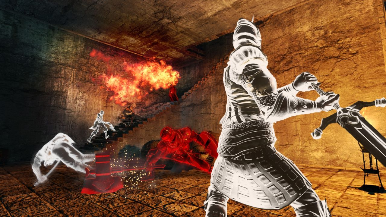 Here's A Video For Dark Souls 2: Scholar Of The First Sin