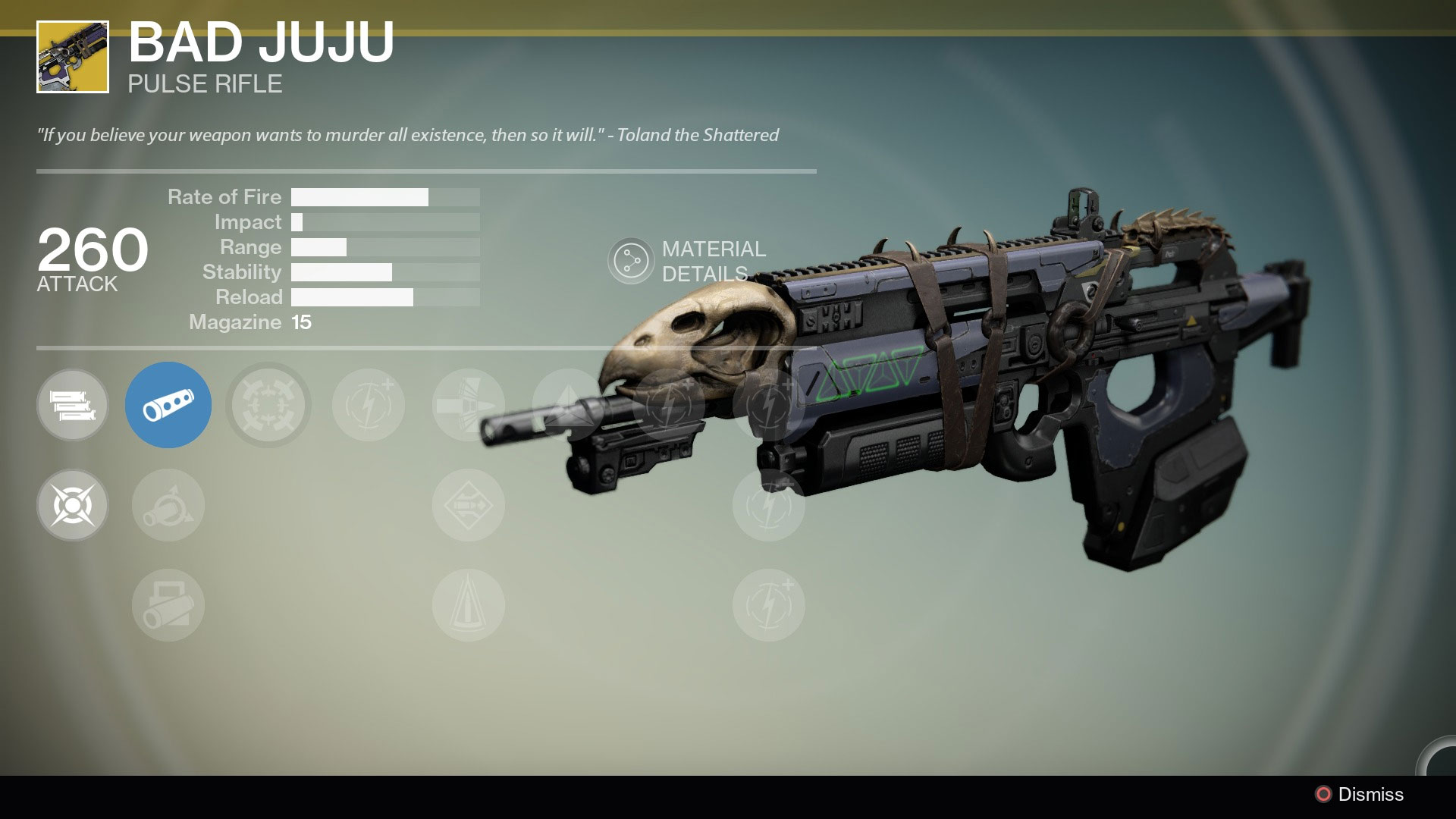 destiny 39 s shotgun and pulse rifle buffs mean it 39 s time to. Black Bedroom Furniture Sets. Home Design Ideas