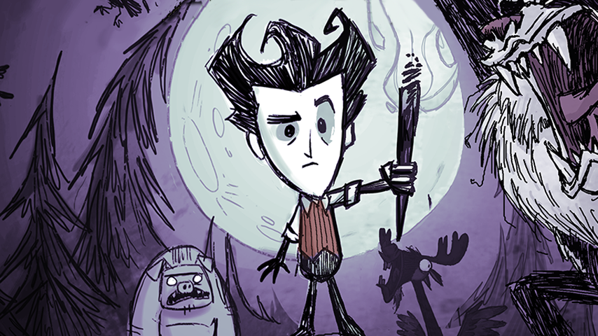 Did you know Don't Starve has a plot? | VG247