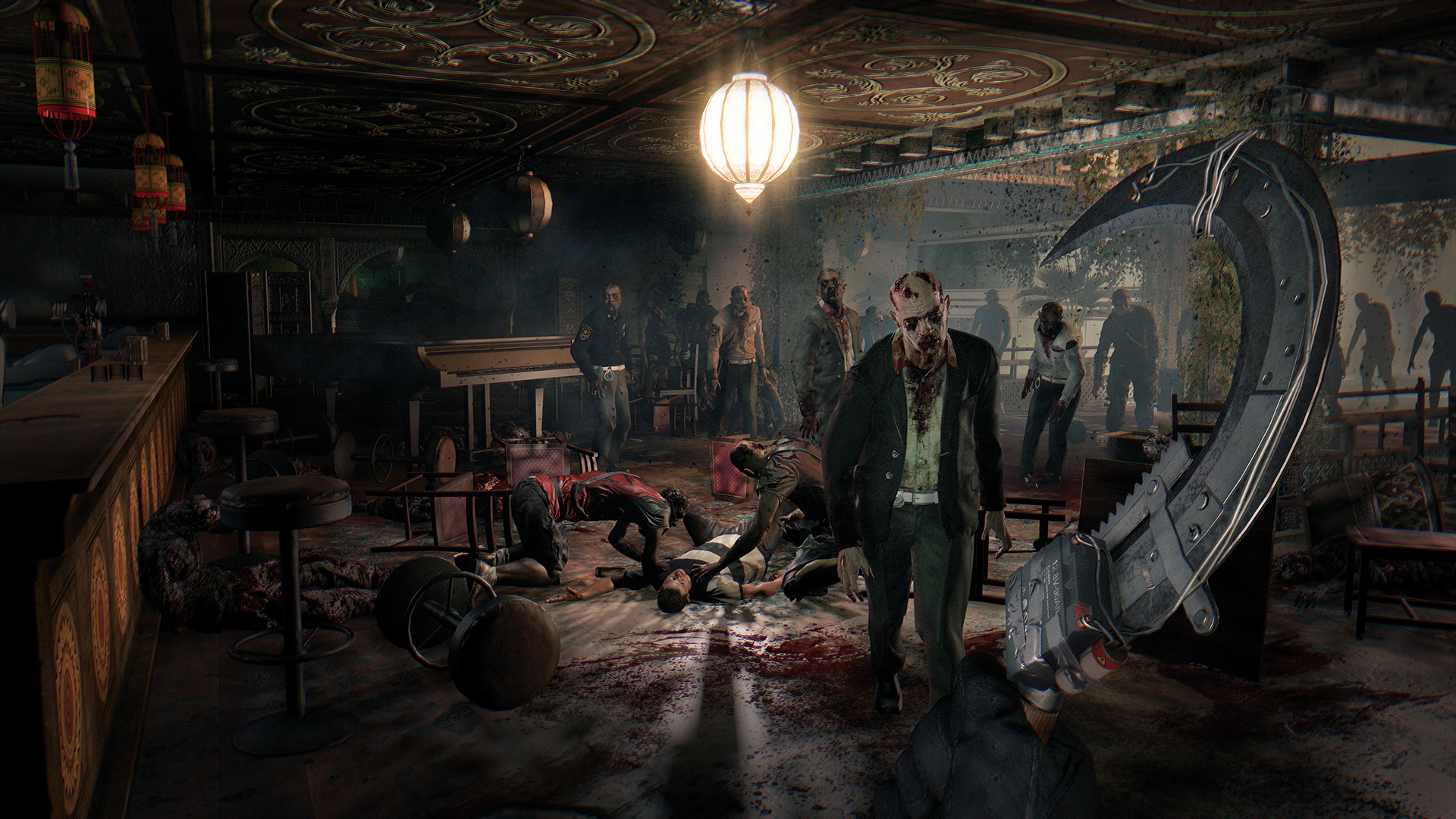 игра зомби pc