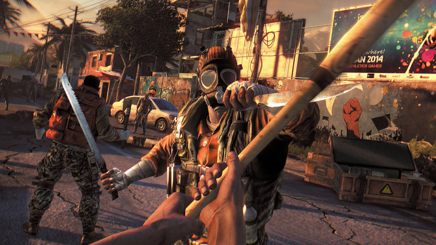 New Mod Takes Dying Light S Parkour Into Space Vg247