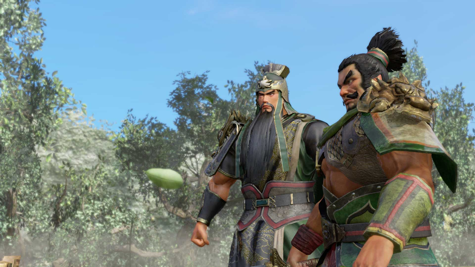 Dynasty warriors 8 empires mod char porn pictures