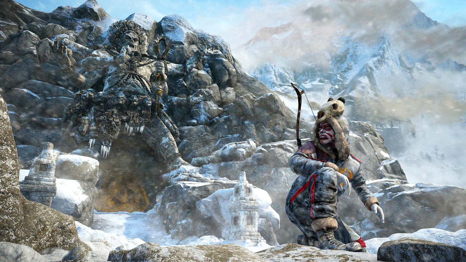 venture into the valley of the yetis next week in far cry 4 vg247. Black Bedroom Furniture Sets. Home Design Ideas