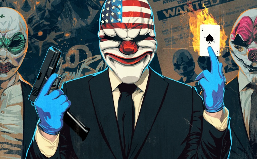 """Payday 2 for PS4 and Xbox One includes """"a year's worth of paid DLC"""" for free  VG247"""