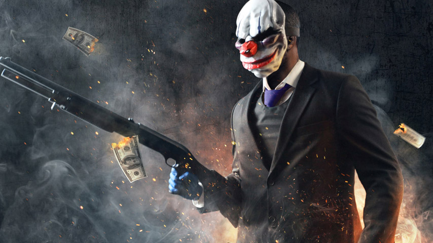 Payday 2 release date in Melbourne