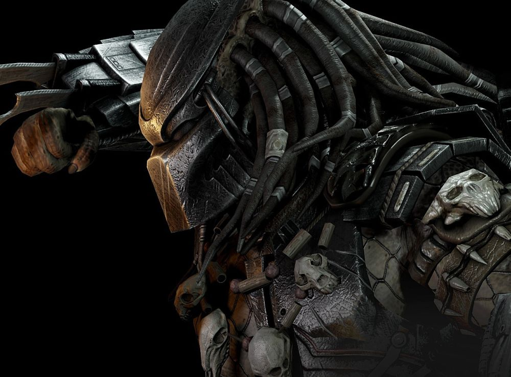 Mortal Kombat X Dlc To Include Playable Predator Rumor
