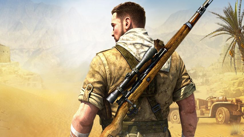 sniper elite 4 how to change person