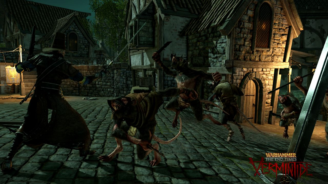Warhammer: End Times ? Vermintide is slated for release during the