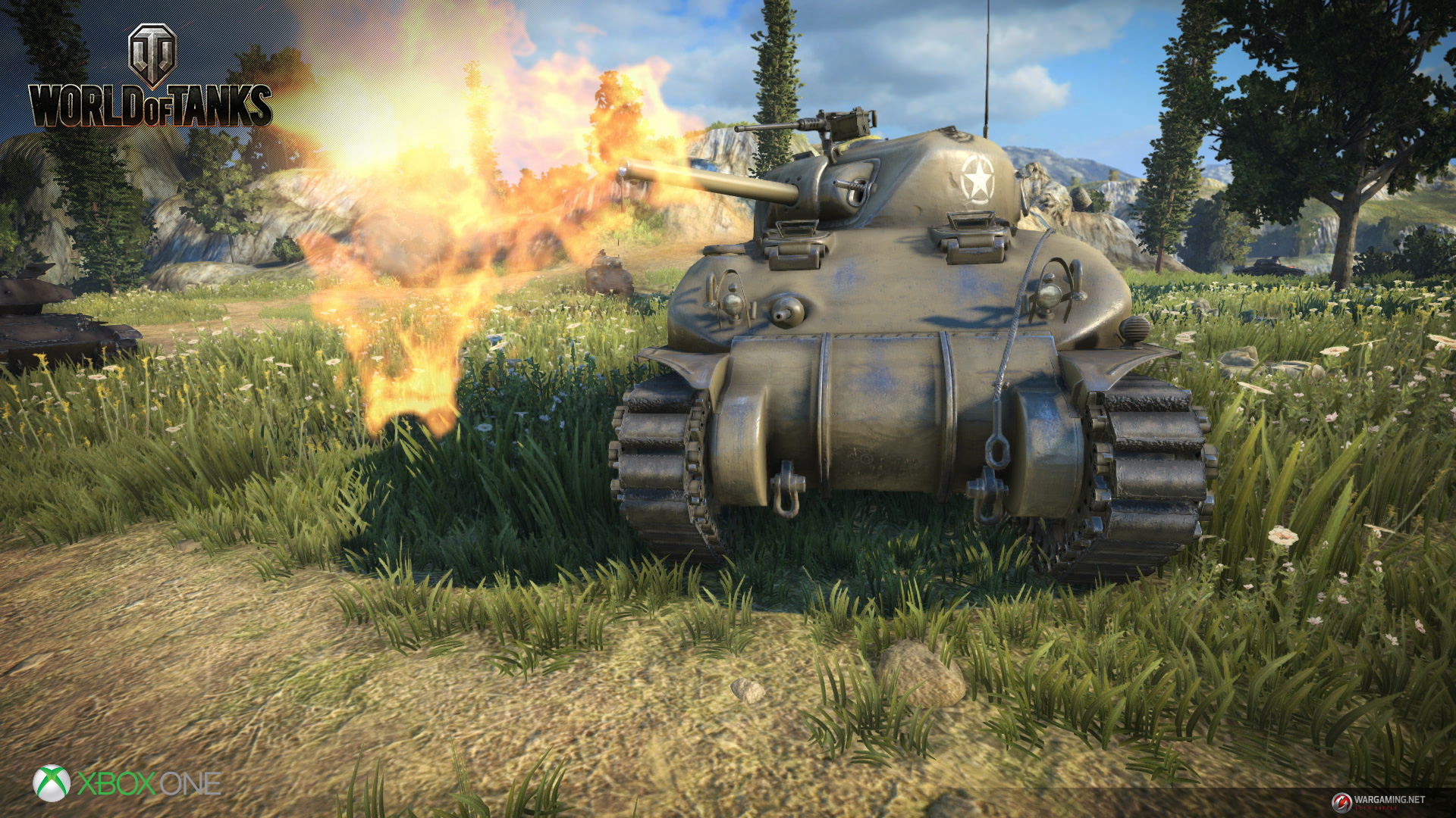 World of Tanks Coming to Xbox One - GotGame