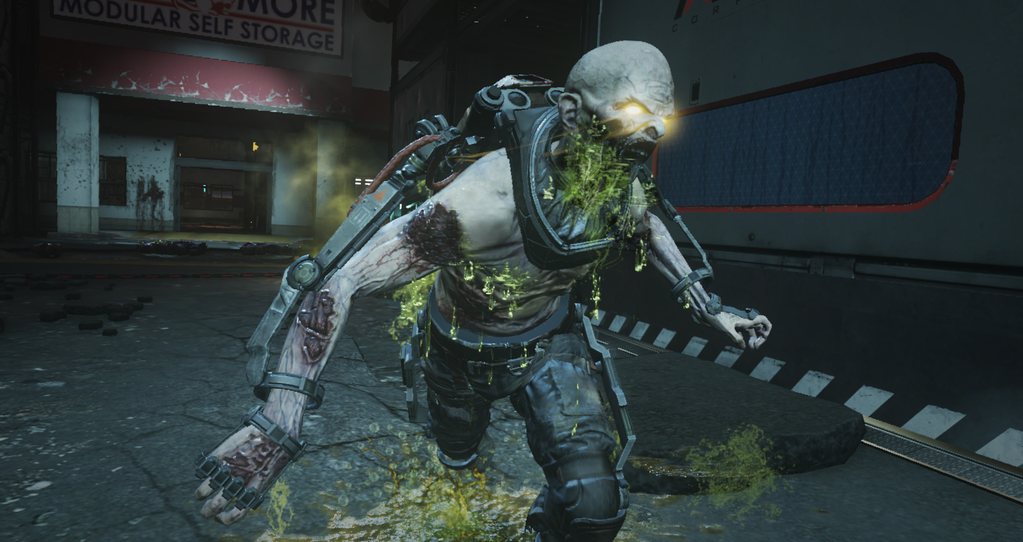 Advanced Warfare: Exo Zombies Infection DLC has exploding ...