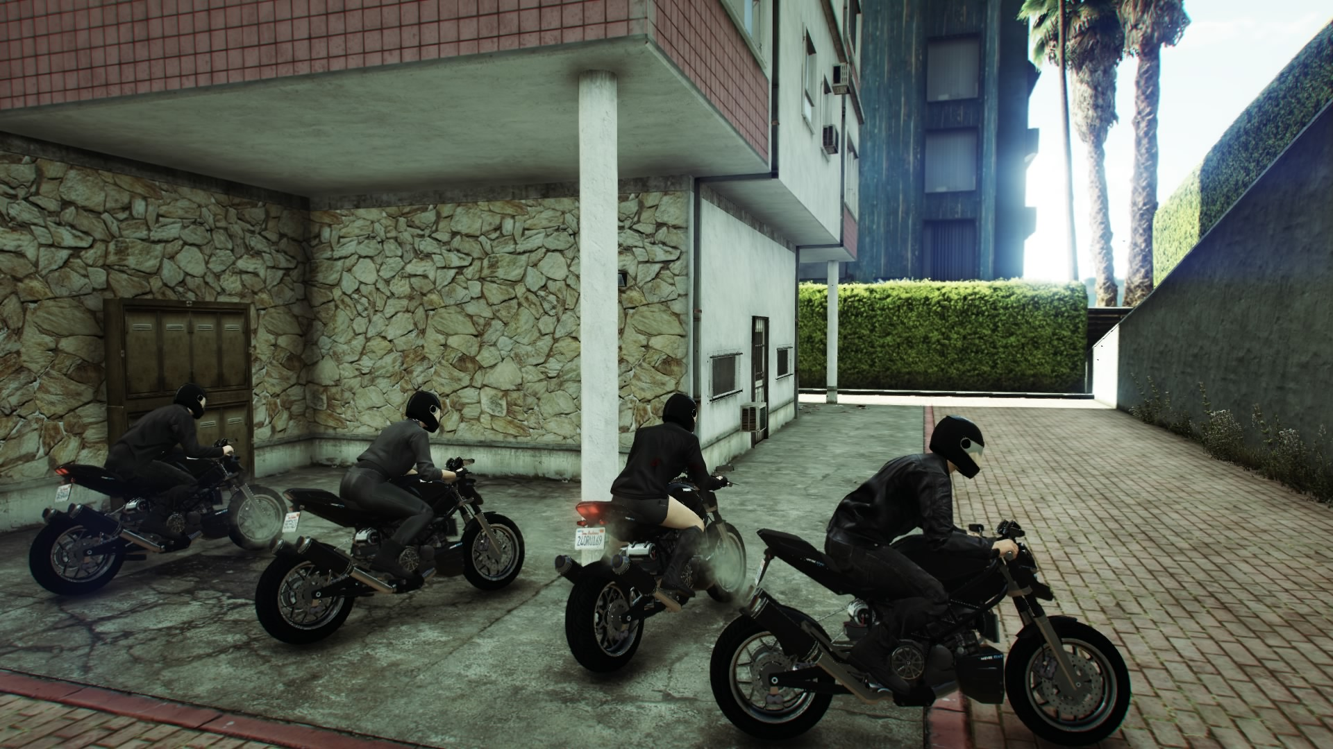 gta online how to make a bikers clew