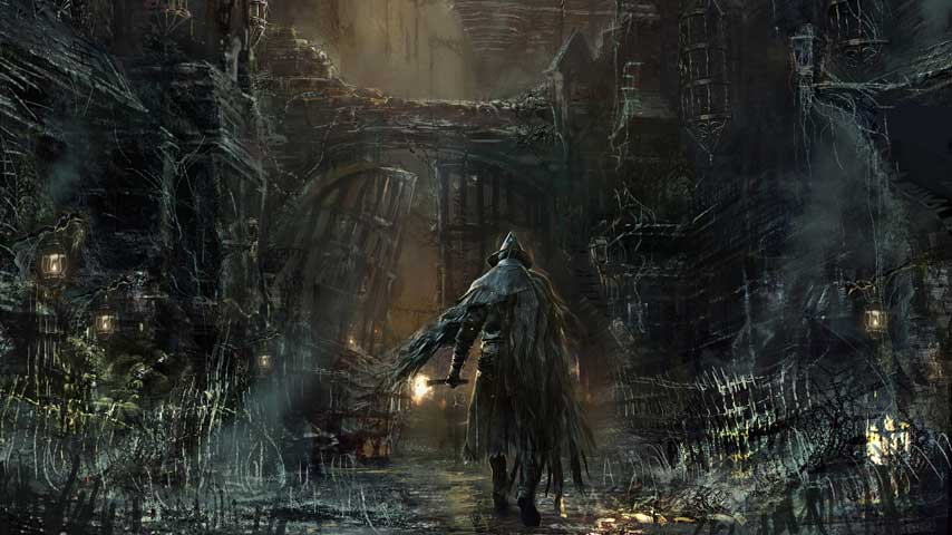 Bloodborne Guide Part 14 Rom The Vacuous Spider Boss