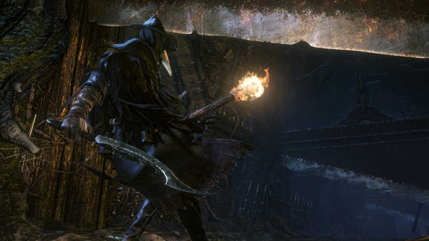 Cathedral Ward - Bloodborne Wiki Guide - IGN