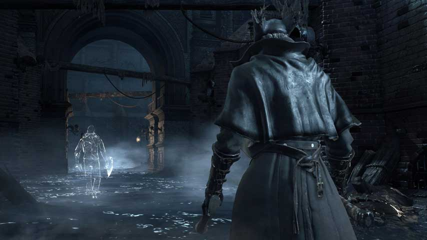 Bloodborne Guide Part 17 Darkbeast Paarl Boss Battle
