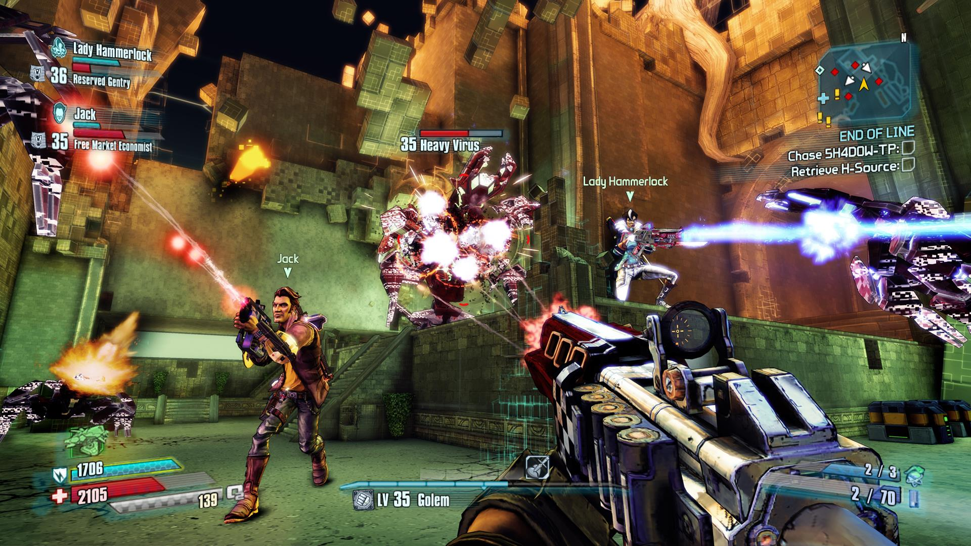 Borderlands: The Pre-Sequel DLC puts you in the mind of ... Borderlands Pre Sequel