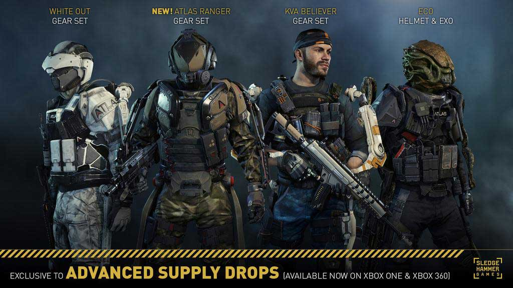 wikis call of duty advanced warfare Atlas