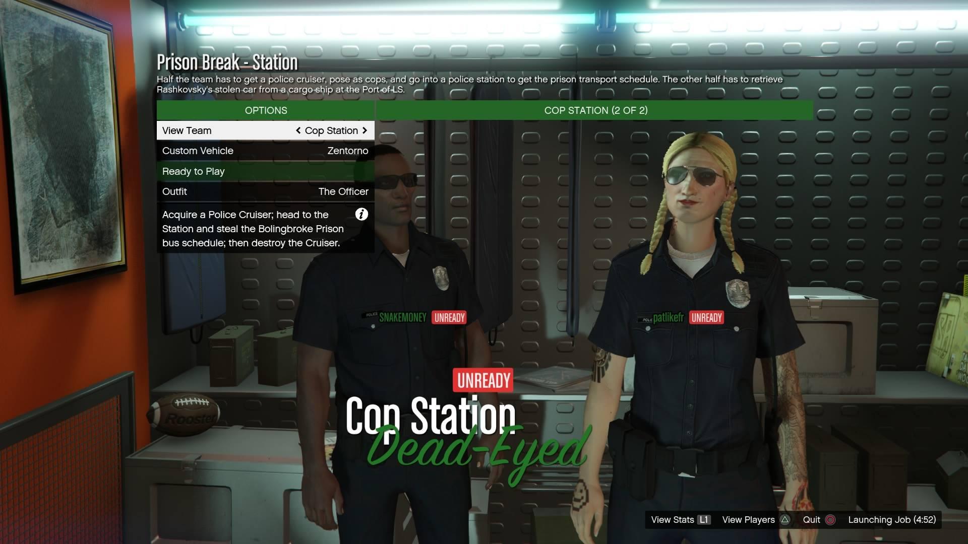 Calling all cops - 2 6