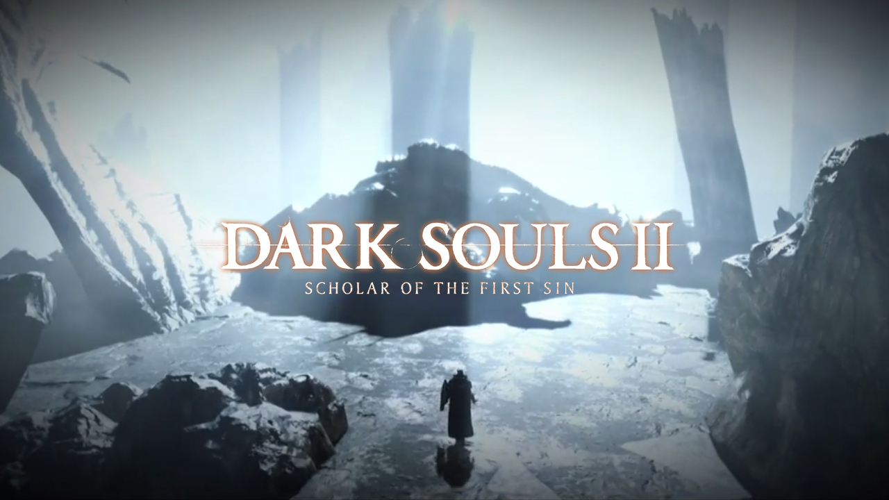 Dark Souls II Scholar of the First Sin (Microsoft Xbox One 2015)
