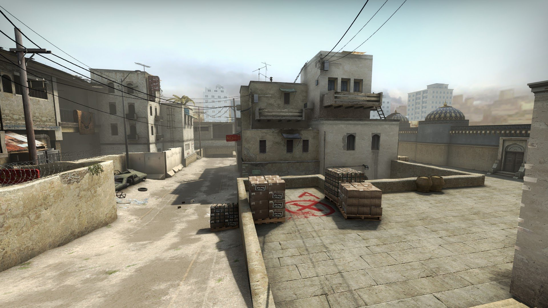 counter strike de dust 2