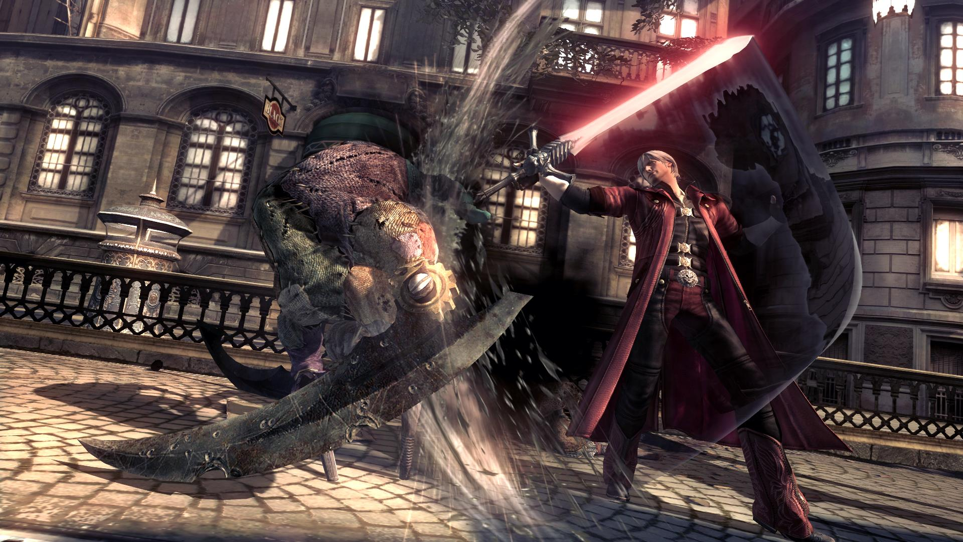 Devil May Cry 4: Special Edition lets you play as Vergil ...