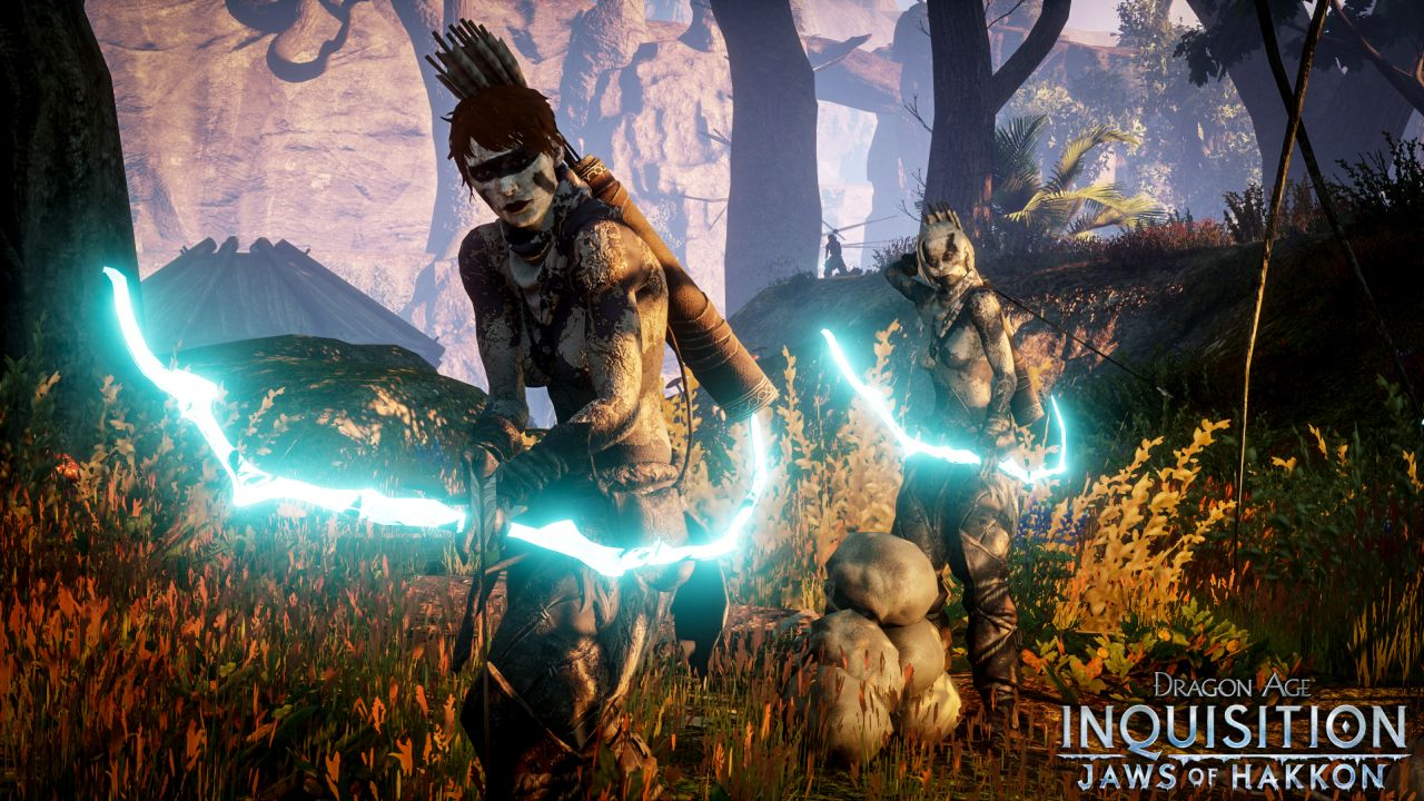 Dragon age inquisition jaws of hakkon out now on pc xbox one vg247 - Console dragon age inquisition ...