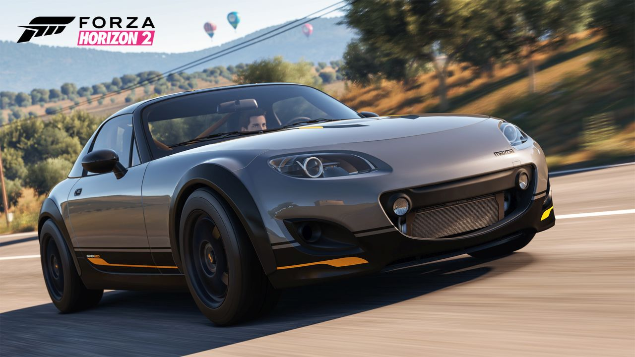 forza horizon 2 players can download the mazda mx 5 car pack next week vg247. Black Bedroom Furniture Sets. Home Design Ideas