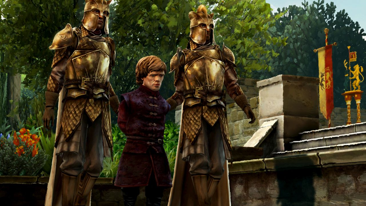Game of Thrones: Episode 3 screens feature a roaring ...