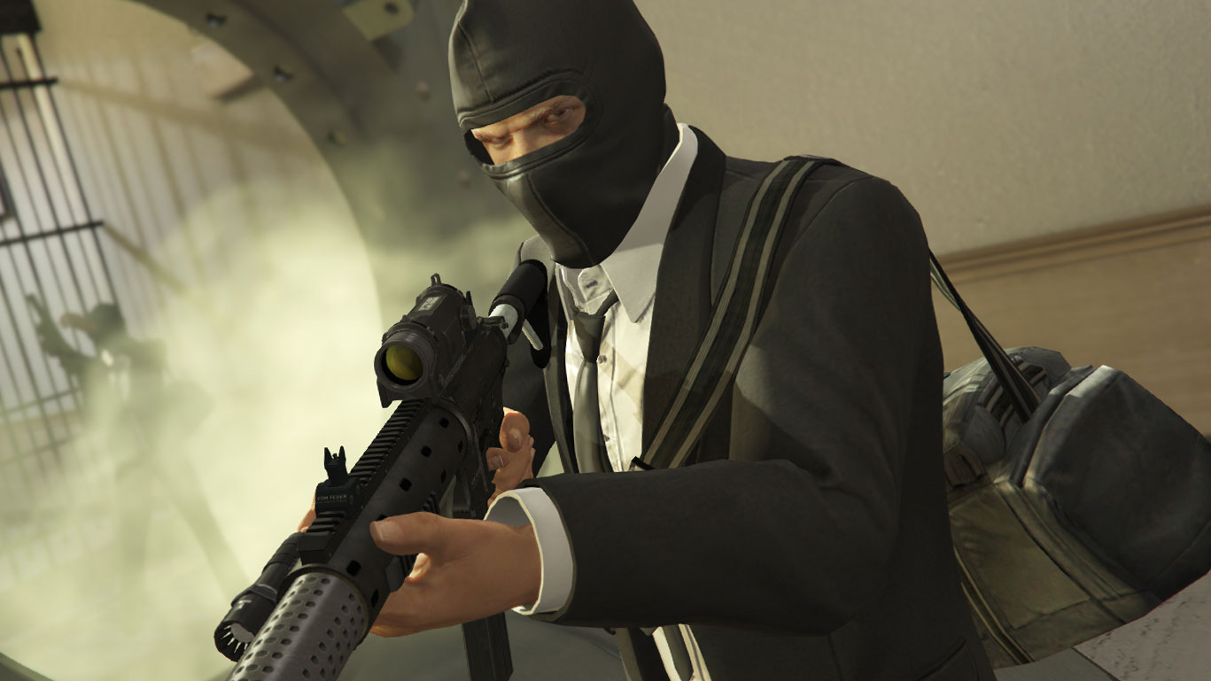 Gta 5 Heists Geld