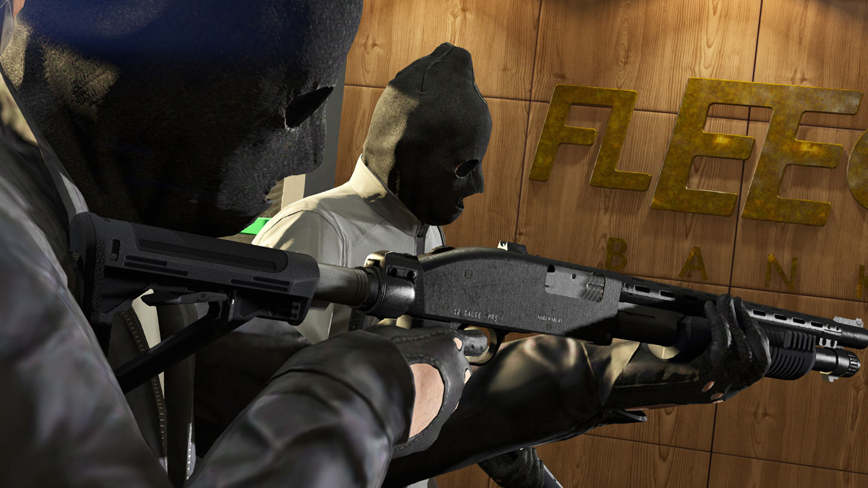 GTA 5 Online HEISTS - FLEECA JOB FINALE! (GTA V Online ...