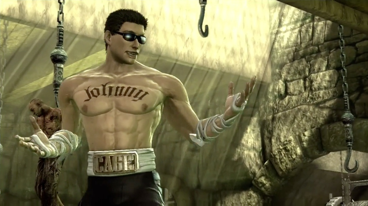 johnny cage by airachnid1301 - photo #20