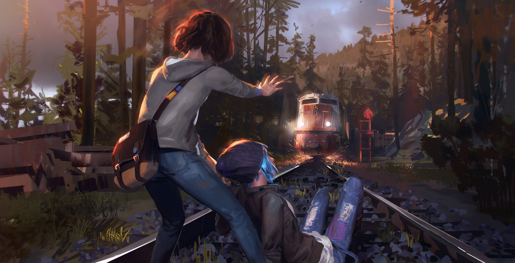 Heres a new video for Life is Strange Episode 2 Out of