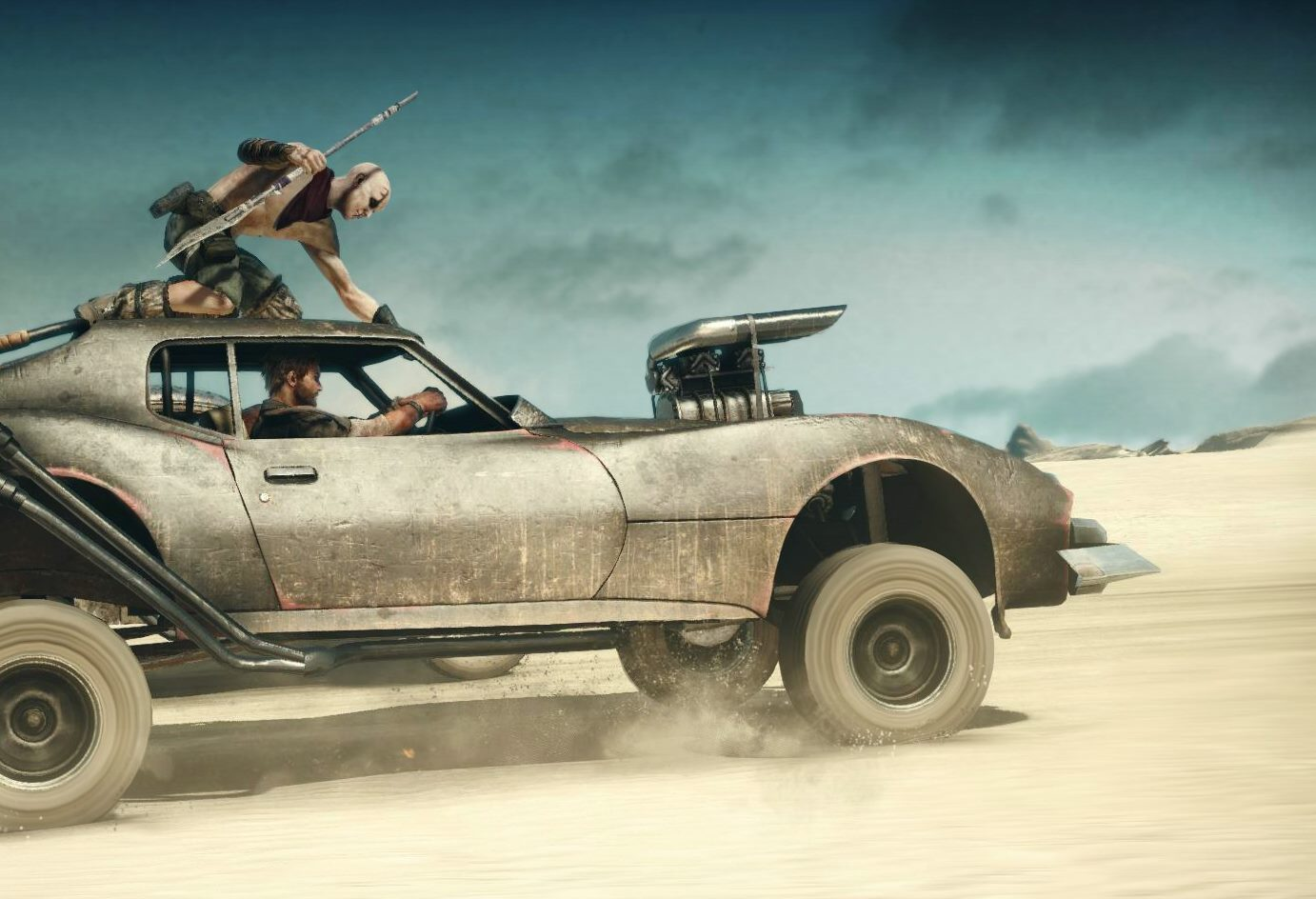 Mad max release date game in Australia