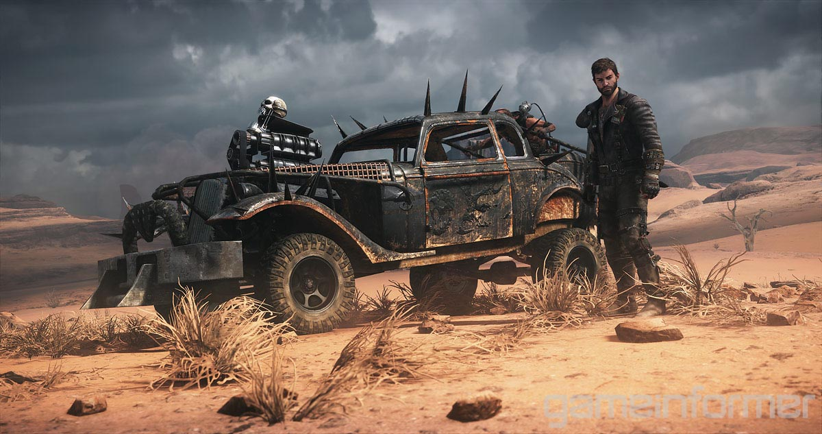 The Wasteland In Mad Max Looks Lovely Despite All The Tan