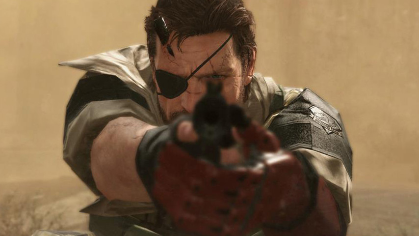 metal gear solid 5 the phantom pain reviews all the