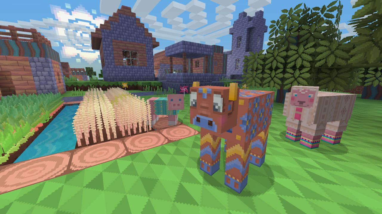 Hearts Craft Texture Pack