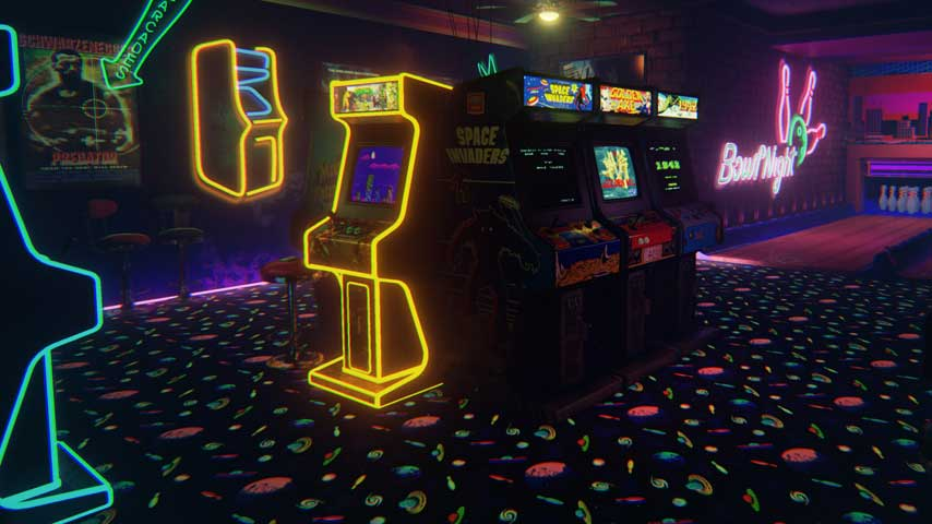NewRetroArcade is a terrific-looking VR emulator front - VG247