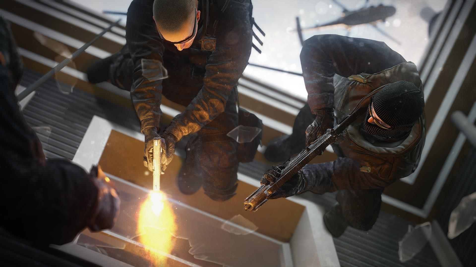 Watch Rainbow Six Siege Developers Stream New Gameplay