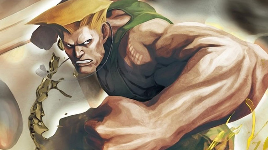 Street Fighter: Guile'...Q Street Fighter 4