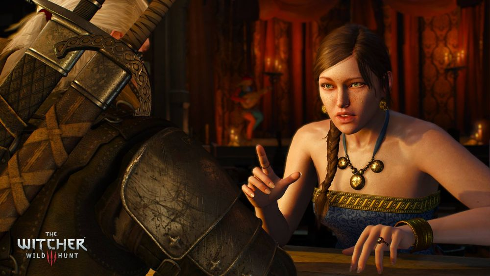 The Witcher 3 Magic Lamp Vg247