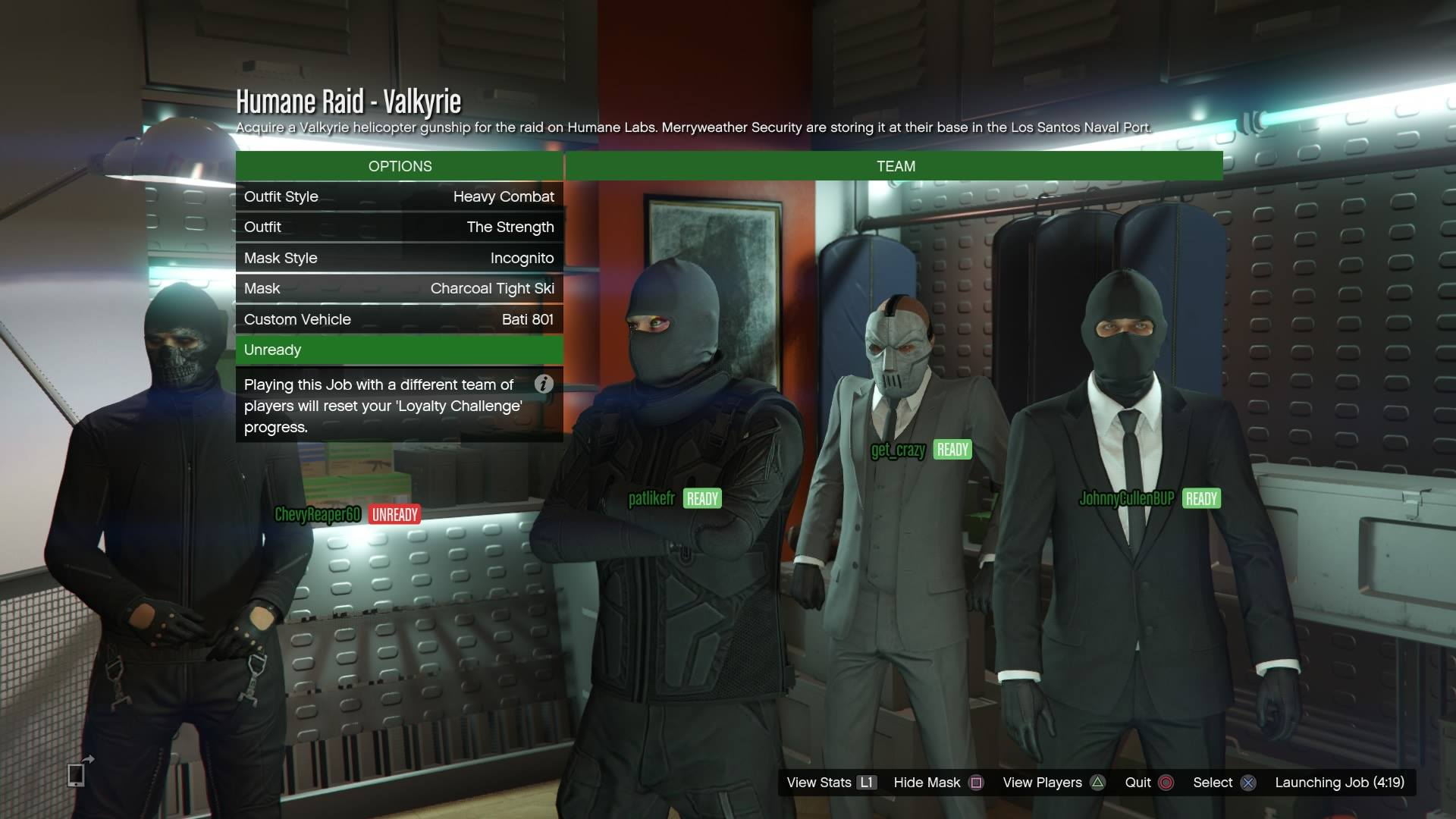 gta 5 online heists guide the humane labs raid page 4. Black Bedroom Furniture Sets. Home Design Ideas