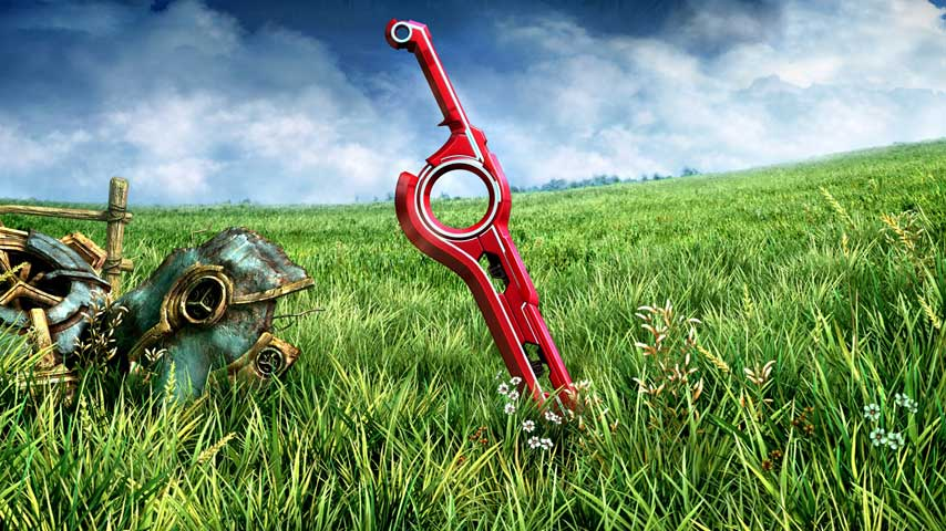 Xenoblade chronicles 3d trailer introduces the heir to the monado